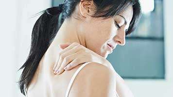 Upper Back & Neck Pain Treatment San Rafael